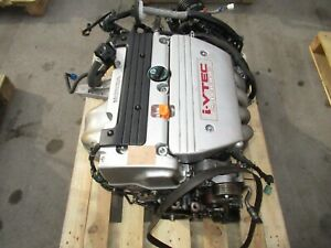 Honda Accord K24a 2 4l Engine Tsx Engine K24a Type S Engine 200hp At Tranny Rbb4