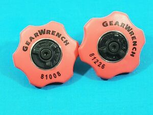 Gearwrench 1 4 Dr 81008 3 8 Dr 81226 Thumbwheel Ratchet 2 Pc Lot Free Shipping