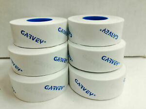 Genuine Garvey 2 Lines Labels Price Gun 22 66 22 77 22 88 9 Rolls With 1 Ink