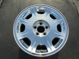 17 2005 2006 Chrysler 300 8 Spoke Chrome Skin Factory Alloy Wheel 2243 Oem