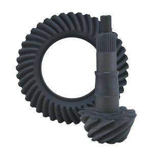 Yukon Gear High Performance Gear Set For Ford 8 8in Reverse Rotation In A 4 56 R