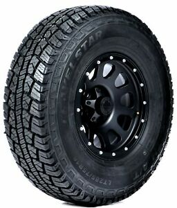 4 New Travelstar Ecopath A T All Terrain Tires Lt245 75r17 Lre 10 Ply