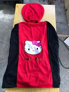 Hello Kitty Car Seat Covers Set Whole Set Red