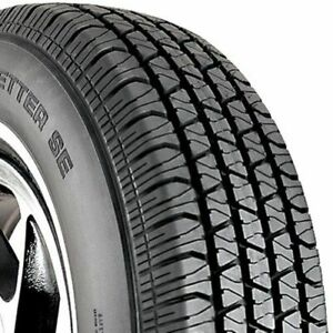 Set Of 4 Cooper Trendsetter Se All season Tires 215 70r15 97s