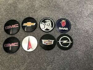 Lot Of Car Circle Glue On Emblems