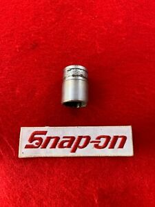 Snap On 1 2 Drive Shallow Socket 12 Point Sw 261 Sw261 A1c