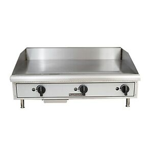 Toastmaster Tmgm36 36 Countertop Gas Griddle