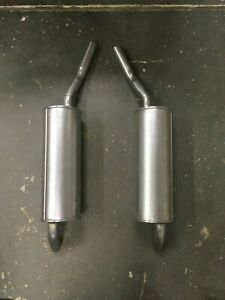 1969 1970 1971 Ford Thunderbird Right And Left Side Direct Fit Rear Mufflers