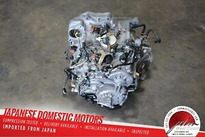 Jdm Acura Tl cl Automatic 5 Speed Transmission 2001 2002 2003 B7wa Low Miles