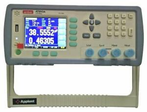 Precision Lcr Meter 10hz To 20khz 0 05 Accuracy Digital Lcr Meter Rs232c