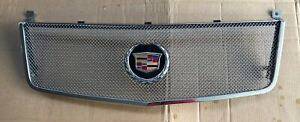 04 05 06 07 Cadillac Cts V Series Front Upper Grille Grill Oem Good Condition