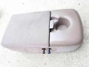 1997 2003 Ford F150 Center Console Oem Tan