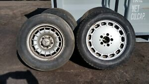 Mercedes Wheels Used 14 And 15 20 Total 10 Each fob Portland