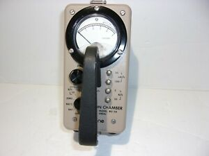 Eberline Ro 2a Ion Chamber Survey Instrument