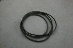Nos 1969 Mustang Shelby 428 Cj Assembly Line Belts 4q 68 Dates Smog P s