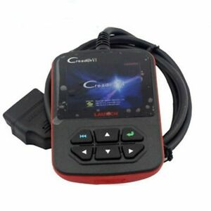 Creader 6 Gen Vi Obd 2 Eobd Petrol Car Diagnostic Tool Code Scanner Led Screen