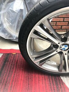 19 Bmw Rims With Tires