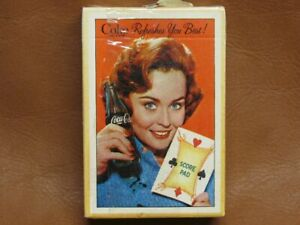 Coca Cola Complete Deck of Playing Cards Play Refreshed Coke New Sealed