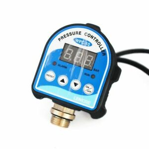 Water Pump Digital Electronic Pressure Control Switch Wpc10 Automatic Controller