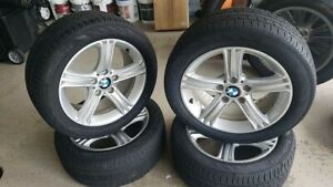 Bmw 225 50 17 Rims And Tires