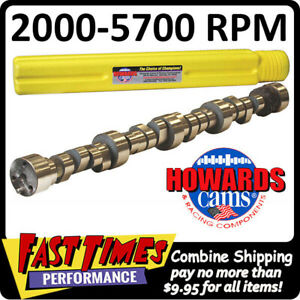 Howards Bbc Big Chevy Retro Fit Hyd Roller 282 288 589 601 108 Cam Camshaft