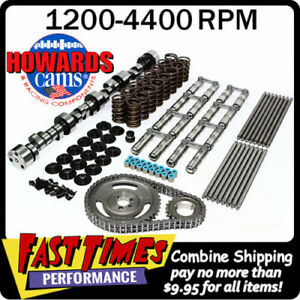 Howard S Bbc Chevy Retro Fit Hyd Roller 262 266 510 527 112 Cam Camshaft Kit