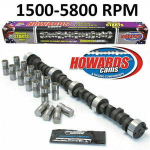 Howard S Bbc Big Block Chevy 275 285 533 533 110 Comp Cam Camshaft Lifters