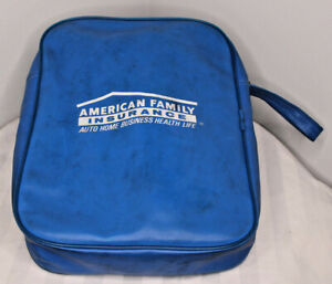 Vintage American Fanily Insurance Golf Map And Jumper Cables 8ft 10 Gauge New