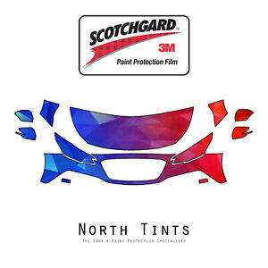 3m Scotchgard Precut Paint Protection Film Clear Bra Ppf For Subaru Outback 2020