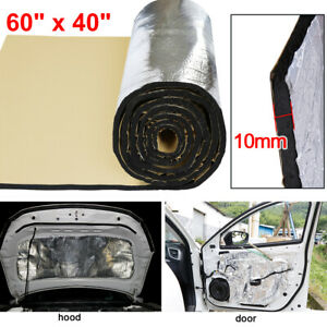 394mil 60 x40 Firewall Sound Deadener Car Heat Shield Insulation Deadening Mat