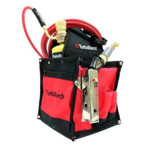 Turbotorch 0386 1397 Deluxe Portable Torch Kit