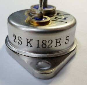 unused Tokin 2sk182es Sit Fet Power Static Induction Transistor