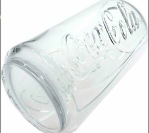 (1) ADERIA Coca Cola Can-shaped Glass 12 oz. Made In Japan Mint Condition