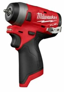 Milwaukee 2552 20 M12 Fuel 12v Brushless 1 4 Cordless Impact Driver Bare Tool