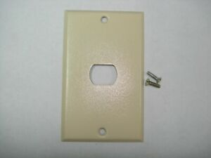 Ivory Despard Switch Outlet Wall Cover Plate Single Gang Switch Plate