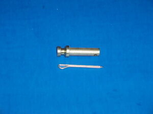 Ford 1932 48 Transmission Clutch Pedal Retracting Spring Clevis Pin Flathead