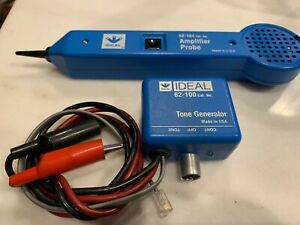2 Ideal Tone Generators And Amplifier Probe 62 100 And 62 104