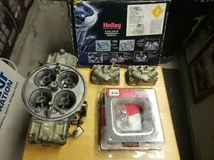 Holley 1050 Dominator Carb Carburetor Big Block Chevy
