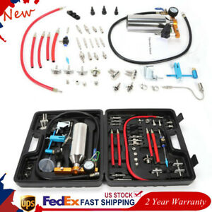 Gx100 Non Dismantle Injector Cleaner Tester Fuel System For Petrol Car Hot