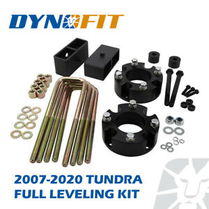 Fits 2007 2020 Toyota Tundra 3 Front 2 Rear Complete Lift Leveling Kit 4wd