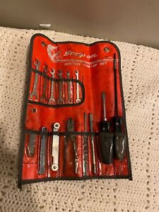 Snap on C1400 Ignition Tune up Set Tool Small Plier Wrenches Complete Usa