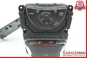03 08 Mercedes R230 Sl500 Convertible Top Roof Abc Mirror Control Switch Oem