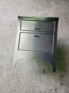 Cadillac Escalade Center Console Heated Cooled Cup Holder Platinum 2008 2014