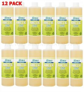 12 Pack Noble Arctic Ice Machine Cleaner Nickel Safe 16 Oz Properly Clean Use It