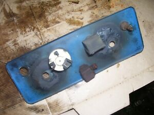 Vintage Ford 6000 Commander Diesel Tractor switch Panel As Is