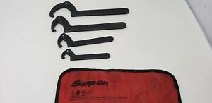 Blue Point Adj Pin End Spanner Wrench Set