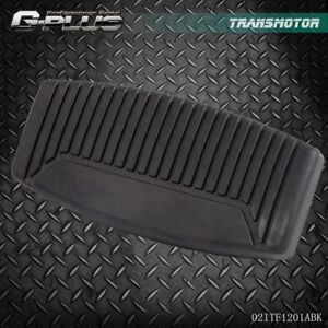 High Quality Bc3z 2457 B Brake Pedal Pad Rubber Slip On Cover For Ford Black