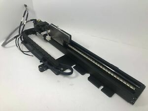 Thk Kr33a Motorized Ballscrew Positioner Linear Actuator 280mm W Cable Chain