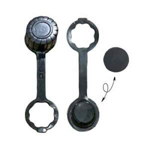 Kp24 2 Rear Vent Screw Caps For Replacement Gas Can Includes Rubber Gasket