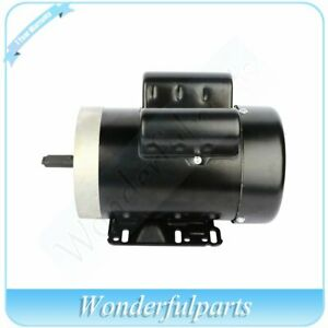 2hp Universal Motor Electric Motor 56c Frame 3450 Rpm 1 Phase Rolled Steel Shell